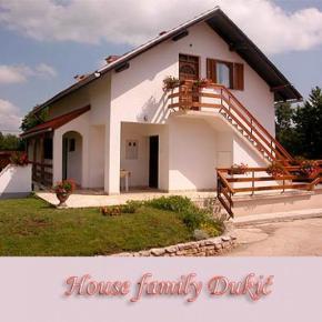 Auberges de jeunesse - House Family Dukic