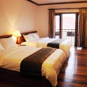 Auberges de jeunesse - Cheathata Angkor Hotel