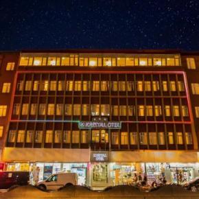 Auberges de jeunesse - Adana Kristal  Hotel