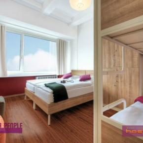 Auberge PangeaPeople  & Hotel