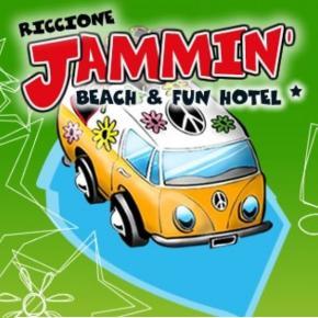 Auberges de jeunesse - Jammin' Riccione Beach & Fun Hotel
