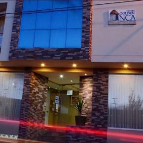 Auberges de jeunesse - Hotel Golden Inca