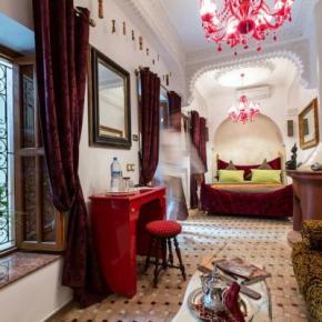 Auberges de jeunesse - D-House Riad Asrari