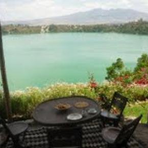 Auberges de jeunesse - The Babogaya Lake Viewpoint Lodge