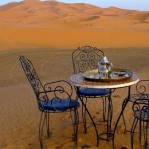 Auberges de jeunesse - Hotel kasbah erg chebbi