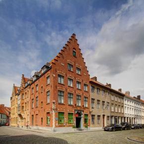 Auberges de jeunesse - Hotel Jacobs Brugge