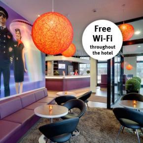 Auberges de jeunesse - MEININGER Hotel Frankfurt Airport