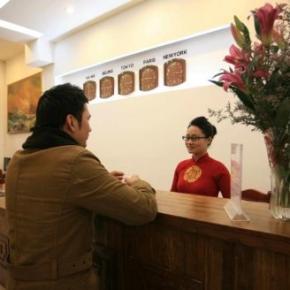 Auberges de jeunesse - Hanoi Apple Hotel