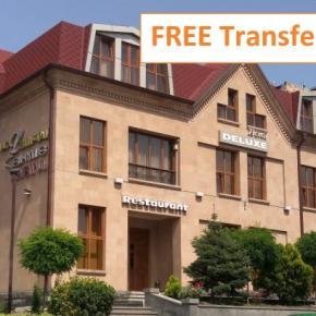 Auberges de jeunesse - Yerevan Deluxe Hotel