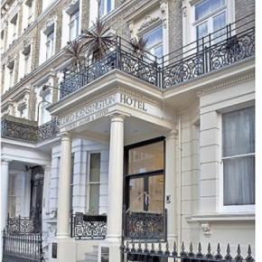 Auberges de jeunesse - Lord Kensington Hotel