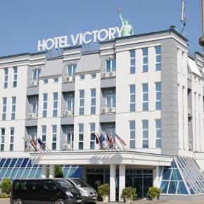 Auberges de jeunesse - Hotel Victory - Prishtina