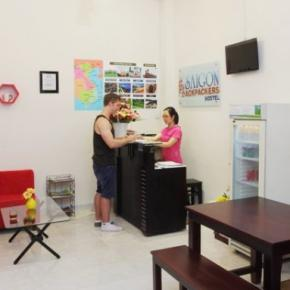 Auberges de jeunesse - Auberge Saigon Backpackers  @ Cong Quynh