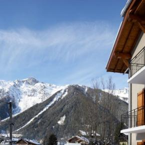 Auberges de jeunesse - Villa Mont Blanc