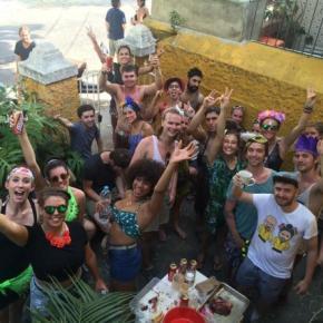 Auberges de jeunesse - Auberge Samba Green