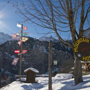 Auberges de jeunesse - Auberge Mountain  Gimmelwald