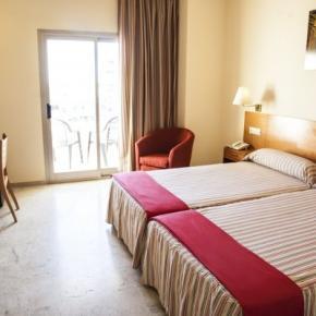 Auberges de jeunesse - Hotel Toboso Almuñecar