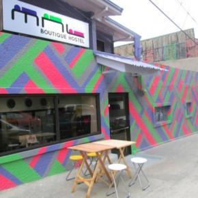 Auberges de jeunesse - Auberge MNL Boutique