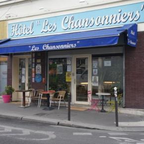 Auberges de jeunesse - Les Chansonniers
