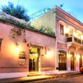 Auberges de jeunesse - Boutique Hotel Palacio