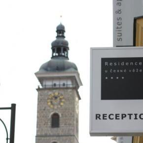 Auberges de jeunesse - Residence U Černé věže