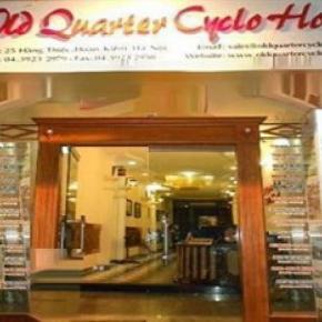 Auberges de jeunesse - Old Quater Cyclo Hotel