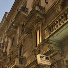 Auberges de jeunesse - Hotel Ambrosiana