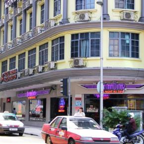 Auberges de jeunesse - Arenaa Mountbatten Boutique Hotel
