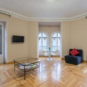 Auberges de jeunesse - Rooms Arguelles 58. Alojamiento en Madrid, España