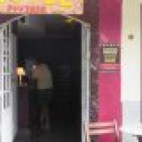 Auberge Aldeia Produção  Bar
