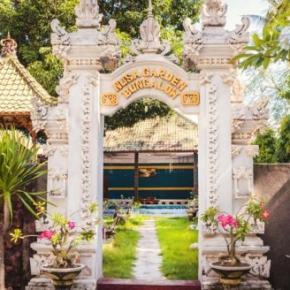 Auberges de jeunesse - Nusa Garden Bungalow