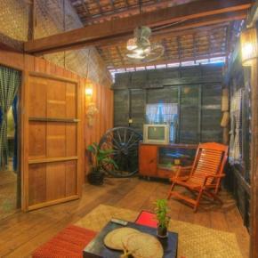 Auberges de jeunesse - Old Khmer House 2