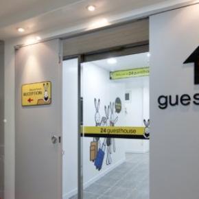 Auberges de jeunesse - 24 GuestHouse Myeongdong Town