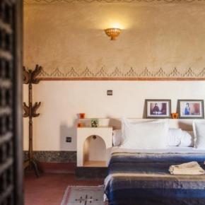 Auberges de jeunesse - Maison d'Hôtes Ecolodge l'île de Ouarzazate