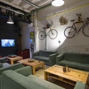 Auberges de jeunesse - Bed & Bike Barcelona