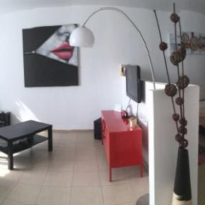 Auberges de jeunesse - Beautiful Stylish LFT in Young Vibrant TLV Centre