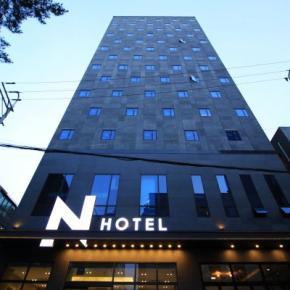 Auberges de jeunesse - SEOUL N HOTEL Dongdaemun