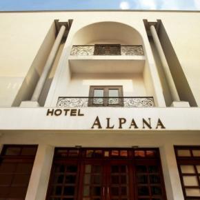 Auberges de jeunesse - Alpana Hotel