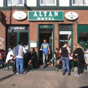 Auberges de jeunesse - Altan Hotel