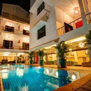 Auberges de jeunesse - Villa Silk Road Hotel