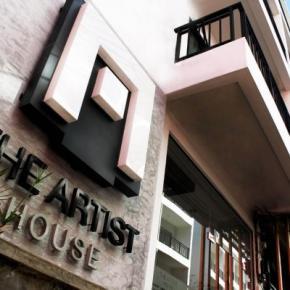 Auberges de jeunesse - The Artist House Patong