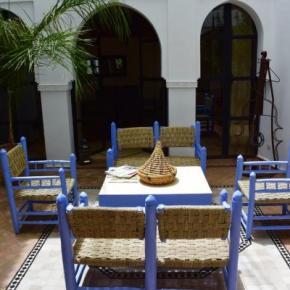 Auberges de jeunesse - Auberge  Riad L'Orange Bleue