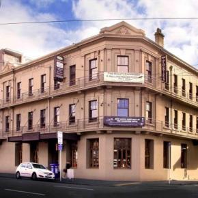 Auberges de jeunesse - Cambridge Hotel