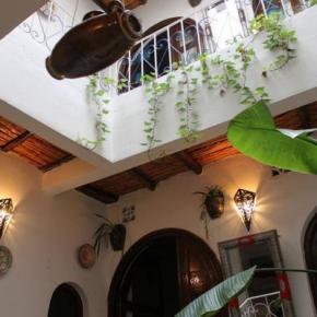 Auberges de jeunesse - Riad Djibril