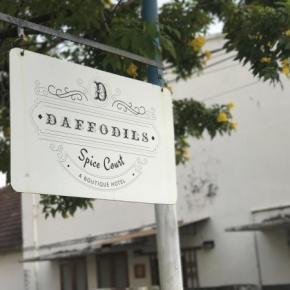 Auberges de jeunesse - Daffodils Spice Court