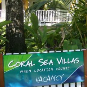 Auberges de jeunesse - Coral Sea Villas