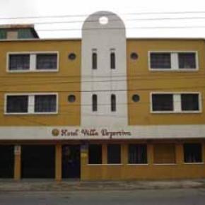 Auberges de jeunesse - Hotel Villa Deportiva