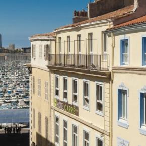 Auberges de jeunesse - Hôtel Carré Vieux Port Marseille