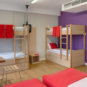 Auberges de jeunesse - MEININGER Hotel London Hyde Park