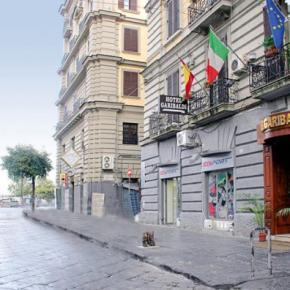 Auberges de jeunesse - Garibaldi Hotel