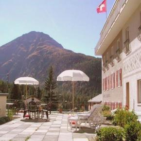 Auberges de jeunesse - Hotel Bernina